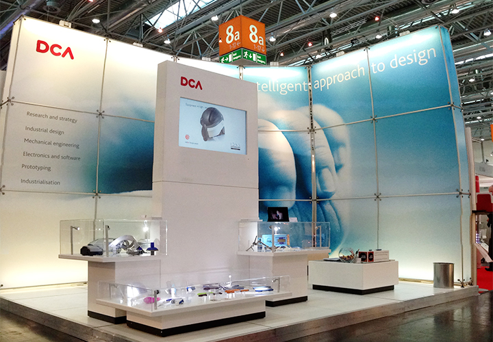 Compamed stand 8a/K26