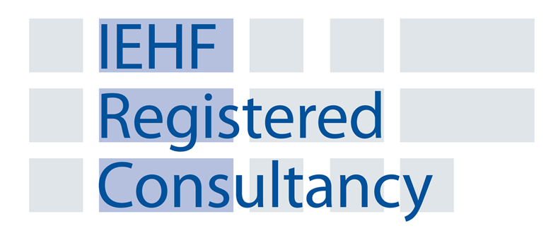 IEHF registered consultancy logo