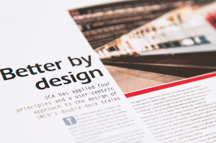 Railway interiors article 2010