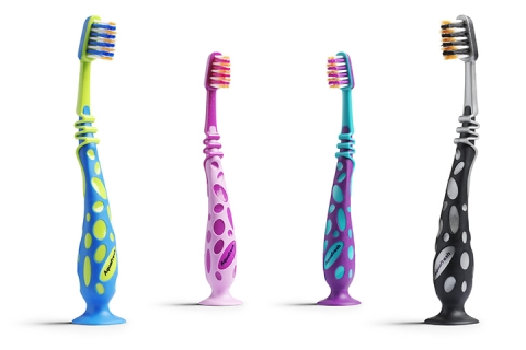 Aquafresh Kids Toothbrushes In Different Colours