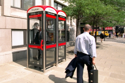 BT - Phone Kiosks