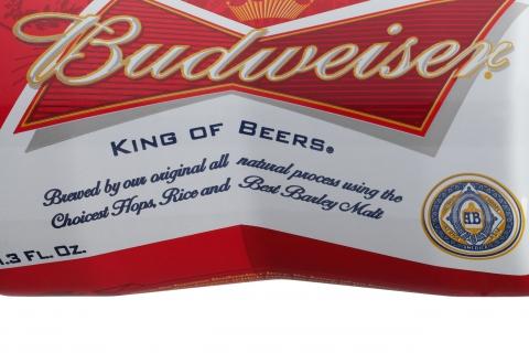 A Budweiser Can