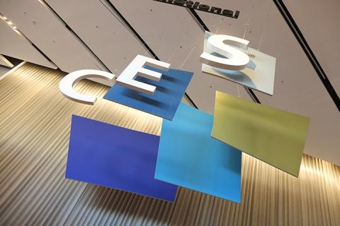 CES Signage