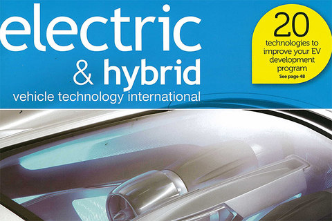 electric and Hybrid cover