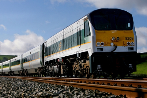 Northern Ireland Railways - Enterprise Livery