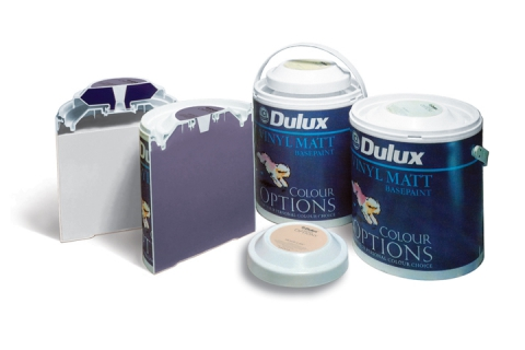 Dulux paint products