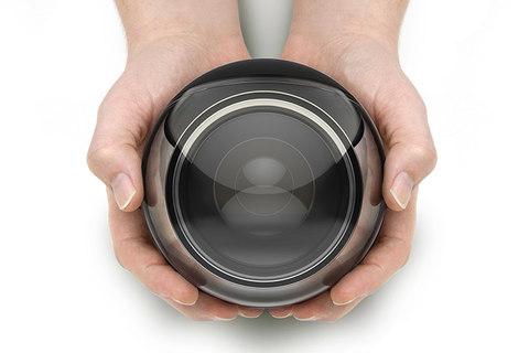 Odini home guardian device concept designed by DCA Design