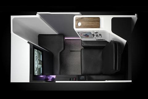 B/E Aerospace - Premium Business Class Seating designed by DCA Design International