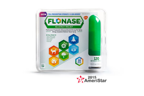 Flonase packaging