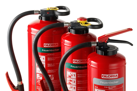 Gloria extinguishers