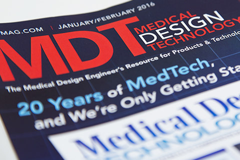 MDT magazine cover