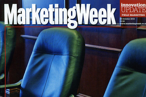 Marketing week cover 2010