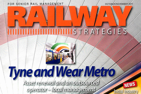 Railway strategies magazine
