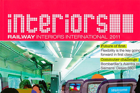Railway Interiors cover 2010