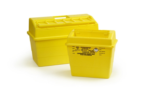 Sharpsafe sharp bins