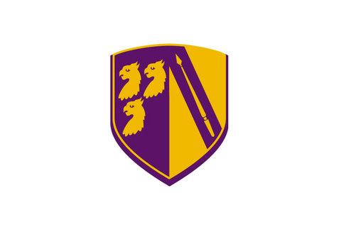 Stratford grammar school logo