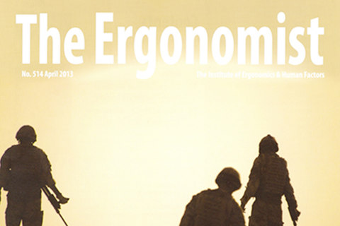 Ergonomist front cover
