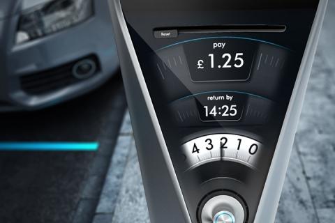 DCA - ParkD Parking Meter