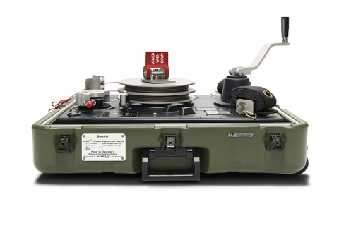 QinetiQ Deployment Device