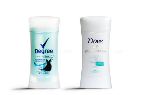 Degree Motionsense Deodorant Sticks
