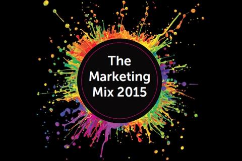 Marketing Mix Logo 2015