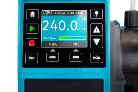 Watson Marlow metering pump